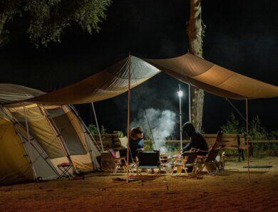 Quel matériel pour un séjour réussi au camping ?